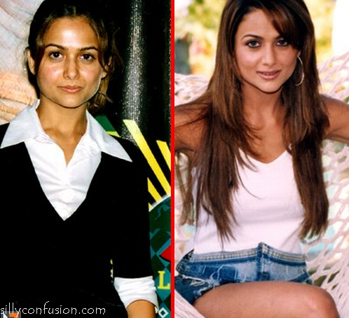 Amrita Arora no Makeup Photo