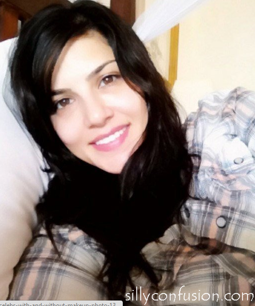 Sunny leone without makeup sunny leone without makeup you may have seen the actress without clothes many times but it is rare to see sunny leone in no makeup altavistaventures Gallery