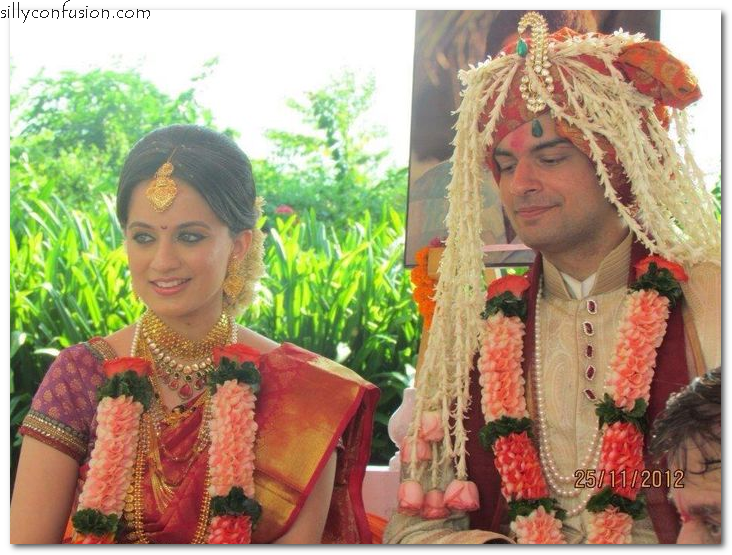 sonia shenoy marriage picture wedding