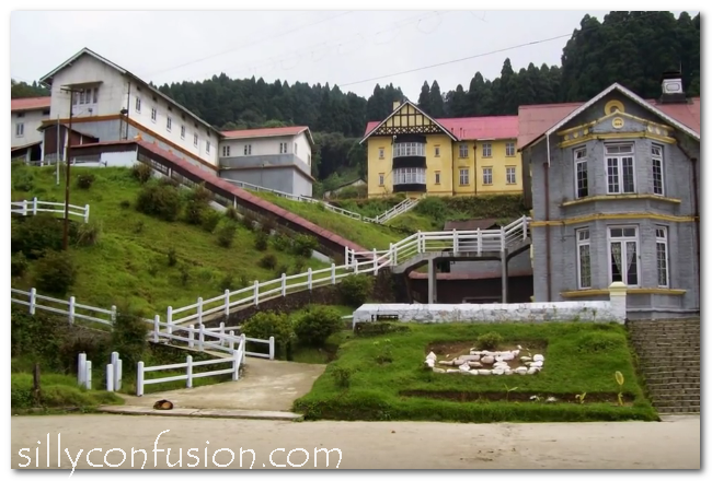 Dow Hill boarding school Kurseong Darjeeling haunted