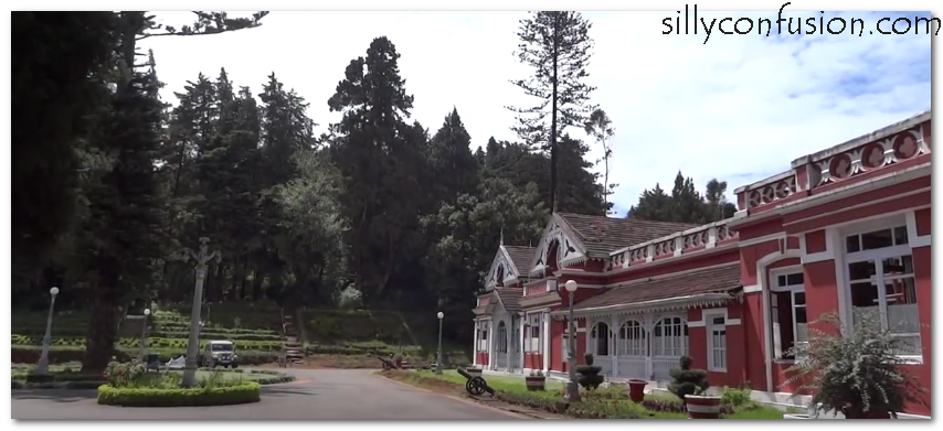 Fernhill Hotel haunted ooty