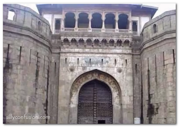 Shaniwarwada Fort haunted
