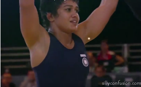 babita kumar commonwealth games winning