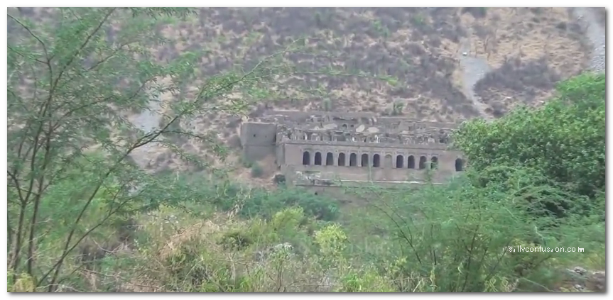 bhangarh fort haunted place india