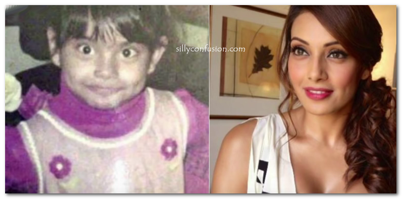 bipasha basu childhood photo