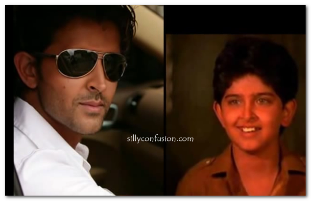 hrithik roshan then and now