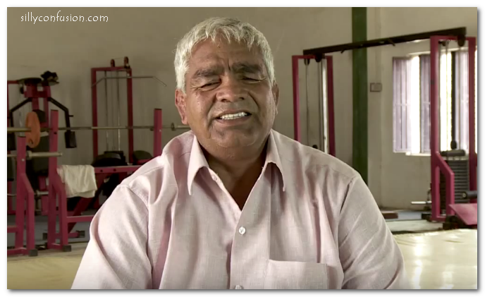 mahavir phogat real life photo aamir khan