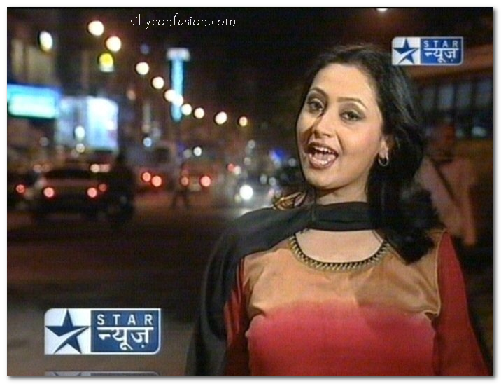 Most beautiful and Hottest News Anchors in India