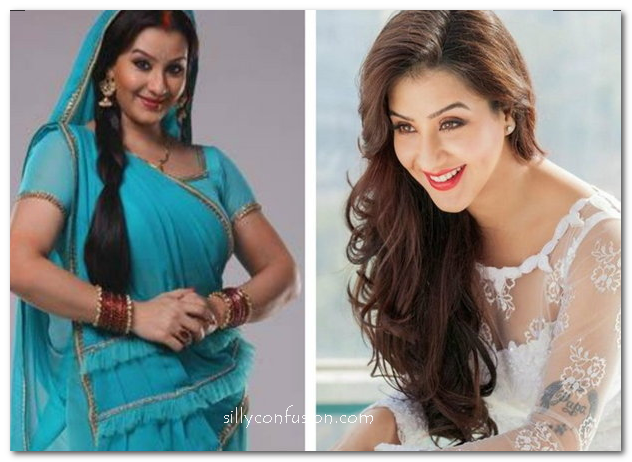 shilpa shinde in real life