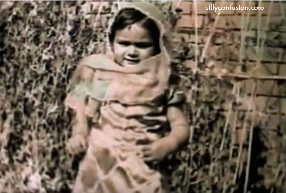 neerja bhanot childhood photo baby