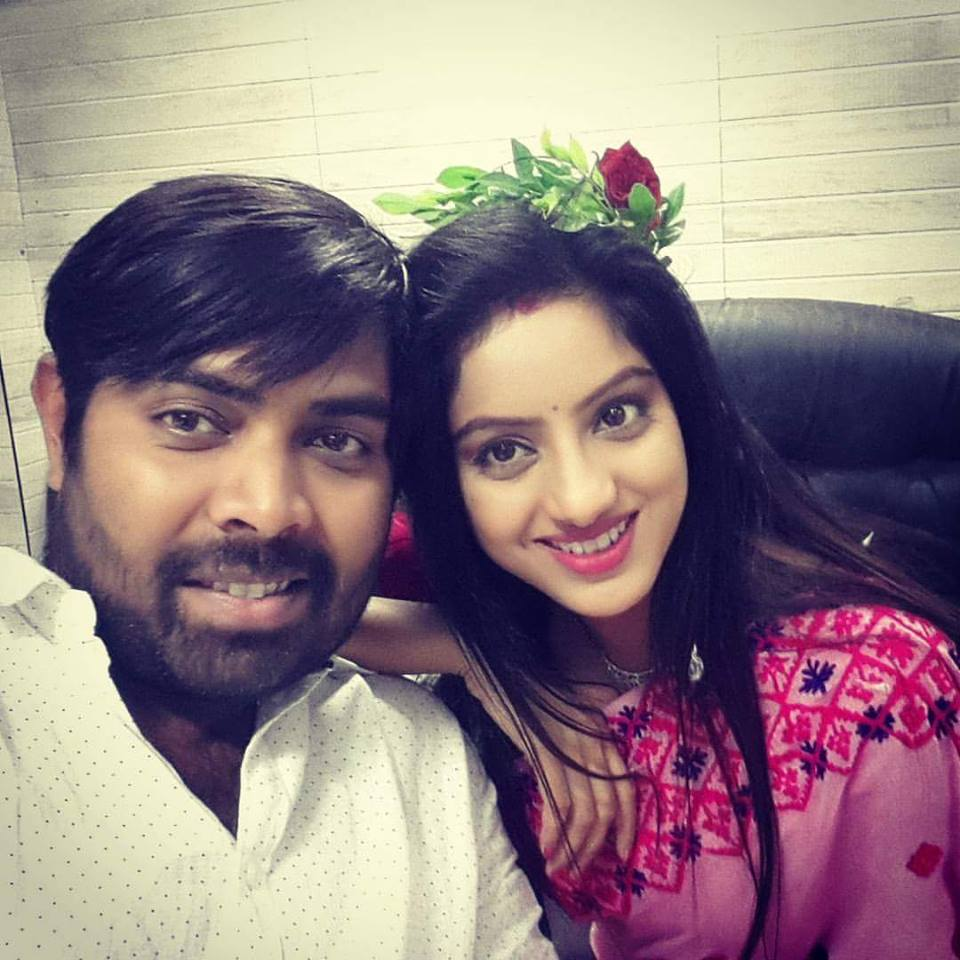 deepika singh husband rohit royal photo