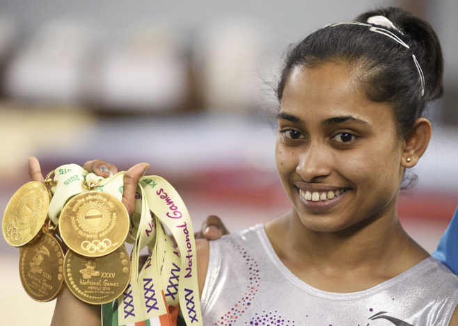 dipa karmakar awards