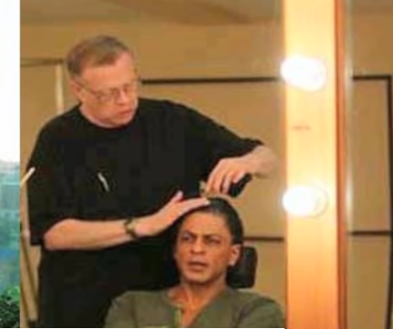 greg cannom makeup FAN SRK