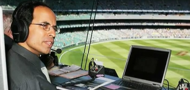 harsha bhogle commentary