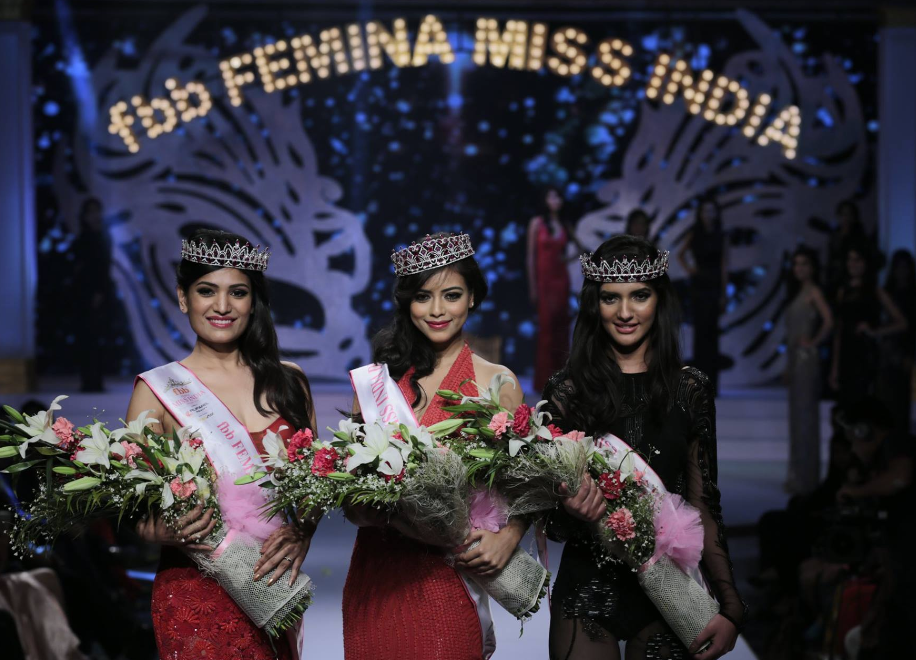priyadarshini chatterjee femina miss india world