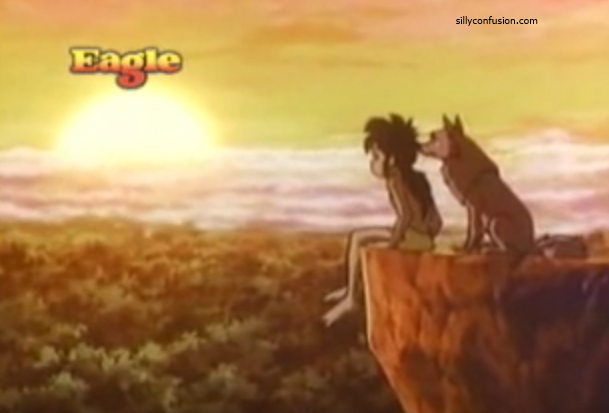 the jungle book 90s cartoon show