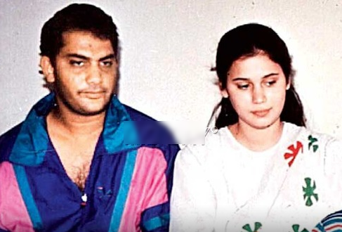 azharuddin first wife naureen picture real