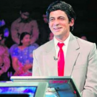 sunil grover as shahrukh khan