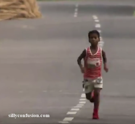 budhia singh running young picture