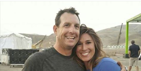 luke aikins wife monica pictures