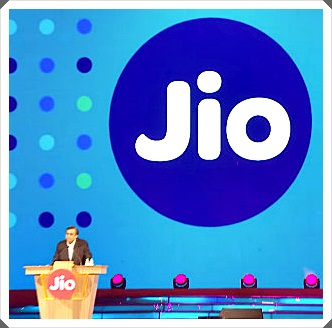 Mukesh Ambani Reliance JIO Speech pictures