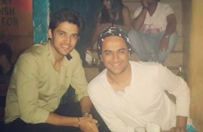 parth samthaan and vikas gupta relationship questions